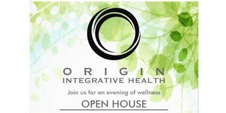 Open House at Origin Integrative Health tickets