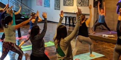 Brewery Yoga with Kristin - July