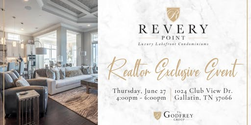 Revery Point Exclusive Realtor Event