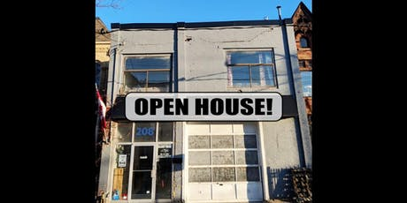 TheHubTO Open House tickets