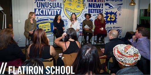 Bay Area Women of Flatiron School : Alumni Panel   San Francisco