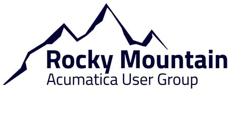 Rocky Mountain Acumatica User Group (RMAUG) tickets