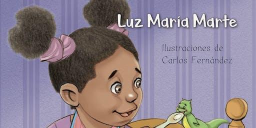 presentación de libro infantil