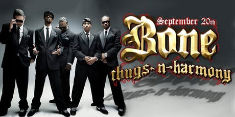 Bone Thugs-N-Harmony at Mesa Theater tickets