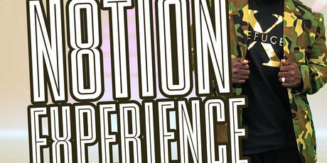 Nation Experience: Beyond the Walls tickets
