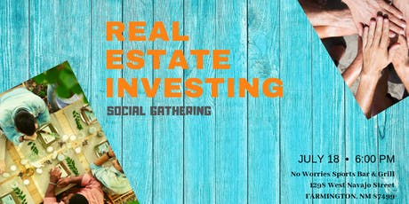 Real Estate Investing Social Gathering tickets