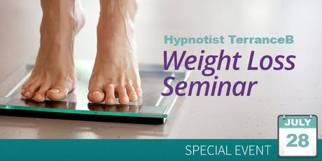 Hypnotist TerranceB Weight Loss Seminar tickets