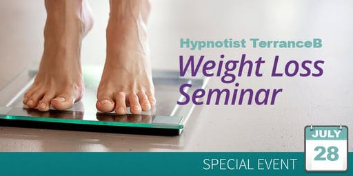 Hypnotist TerranceB Weight Loss Seminar
