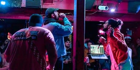 Songbyrd Presents: Fabrizio & Brownman tickets