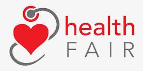 Health Fair tickets