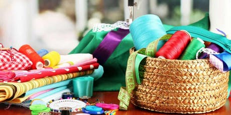 Teen Tuesday: Sewing for Beginners tickets