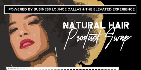 Natural Hair Product Swap tickets