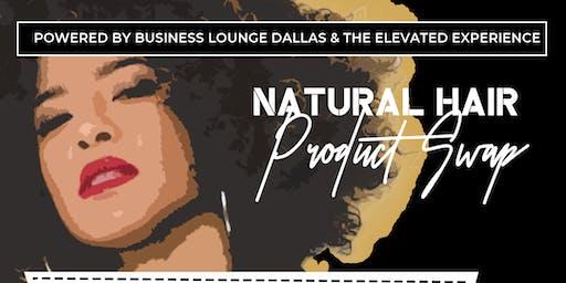 Natural Hair Product Swap