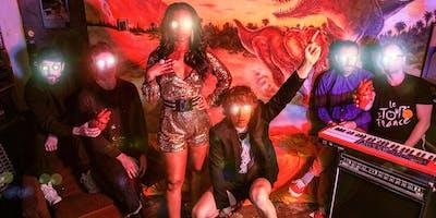 Abstract Entertainment & (((Folk Yeah))) present !!! (Chk Chk Chk)