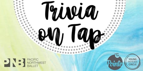Pacific Northwest Ballet presents Trivia on Tap tickets
