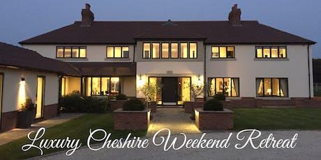 Cheshire Health, Fitness & Wellness Retreat tickets