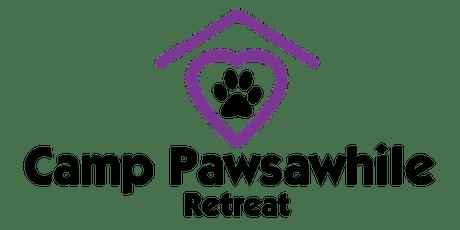 Camp Pawsawhile Retreat Volunteers Orientation tickets