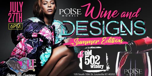 Wine and Designs: Summer Edition