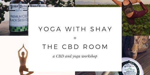 Yoga at The CBD Room