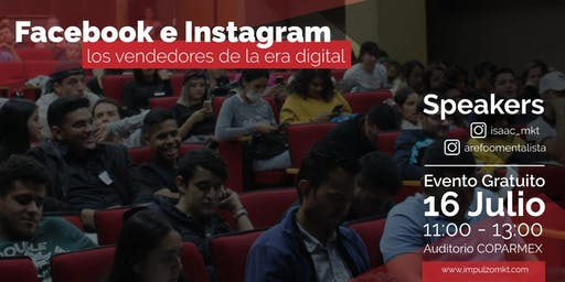 "Facebook e Instagram, revelando los secretos del ""Marketing Digital"""