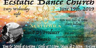 Ecstatic Dance Church Kauai