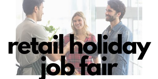 2019 Retail Holiday Job Fair