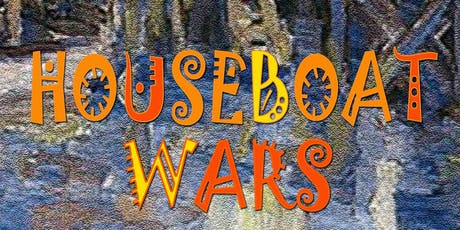Author Reading of Houseboat Wars, a new novel tickets
