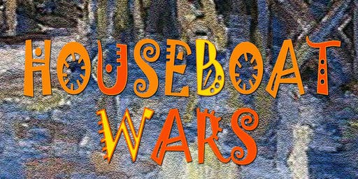Author Reading of Houseboat Wars, a new novel