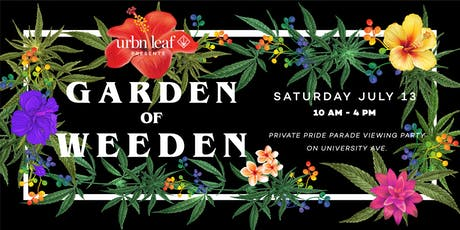Garden of Weeden- Pride Parade Viewing Party 2019 tickets