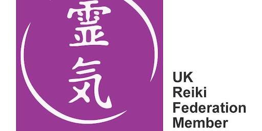 Reiki - first degree course.