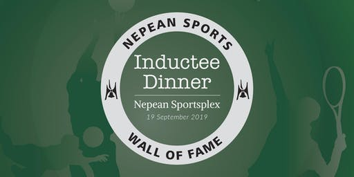 Nepean Sports Wall of Fame Inductee Dinner