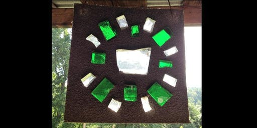 Make Your Own Small Dalle Mosaic - Saturday, August 3 at 1:00pm