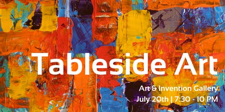Tableside Art tickets