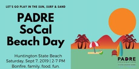 Beach Day - Huntington State Beach tickets