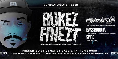 Discounted Pre-sales Bukez Finezt tickets