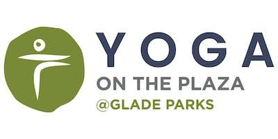 Yoga on the Plaza @ GladeParks