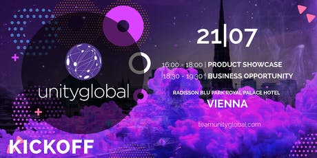 KICKOFF VIENNA by Unityglobal  Tickets