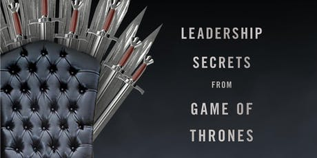 Bruce Craven booksigning WIN OR DIE Leadership Secrets from Game of Thrones tickets