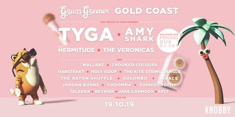 The Grass is Greener - Gold Coast tickets