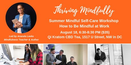 Be Mindful at Work Workshop tickets