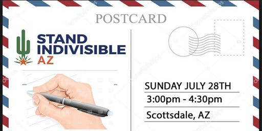 Postcard Party