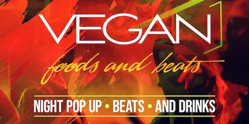 vegan foods and beats with Dj Dirtte Dave