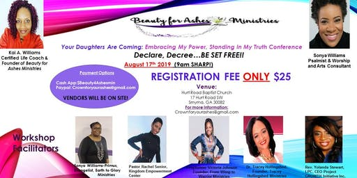 Your Daughters Are Coming: Embracing My Power, Standing In My Truth