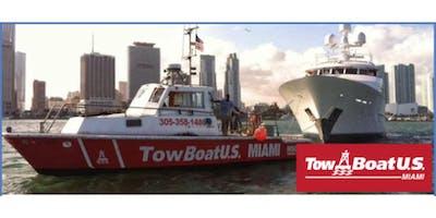 West Marine Mystic Presents BoatUS Towing Discounts!