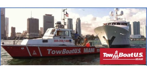 West Marine Mystic Presents BoatUS Towing Discounts!