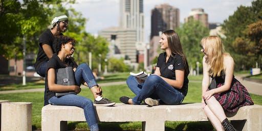 CU Denver 101- Aug 9th