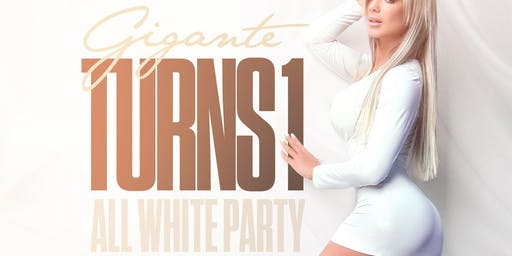 Gigante's All White Party