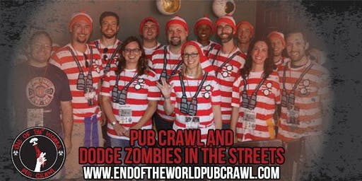 End of the World Pub Crawl - Kansas City 2019