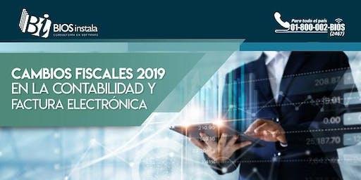 Monterrey, Cambios Fiscales 2019