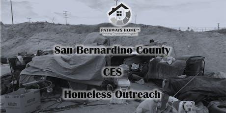Homeless Outreach VI-SPDAT Training tickets